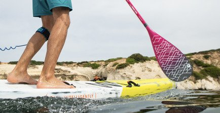AZTRON RACE 1-section SUP Paddle